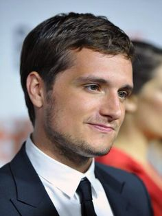 Josh is very attractive.  I could get lost in his beautiful eyes.