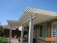 Wood Lattice | Alumawood Patio Covers