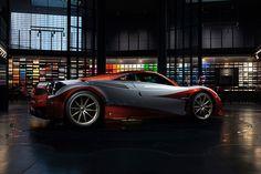 Garage Italia Customs a commandé une Huayra unique à Pagani