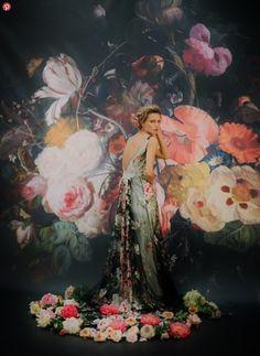 Claire Pettibone couture  V