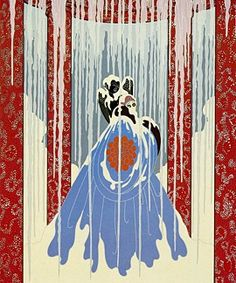 """Love's Captive"" by Sergio Erté"
