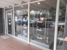 Coleen's Trophies, Downtown Garden City, KS