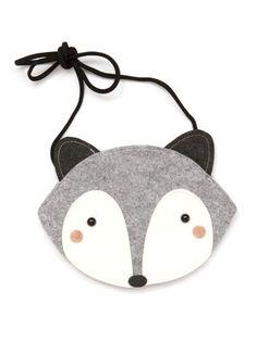 Raccoon Bag - Gray
