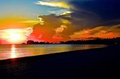 Amanpulo at Sunset, Philippines