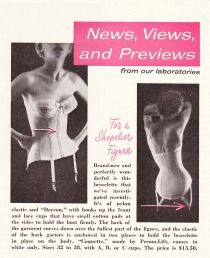 Perma-Lift Coquette Corset 1956 Good Housekeeping