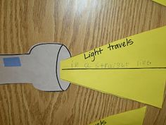 Rowdy in First Grade: How Does Light Travel?
