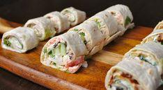 Snelle snack: 3x wraps - Lovemyfood.nl