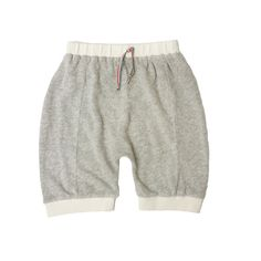 Carl Heathered Harem Shorts - Heather