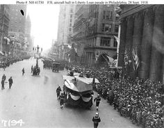 The highly contagious Spanish Flu had reached Philadelphia just before the Liberty Loan parade was held on Sept. 28, 1918. This parade, with its associated dense gatherings of people, contributed significantly to the massive outbreak of influenza which struck Philadelphia a few days later.