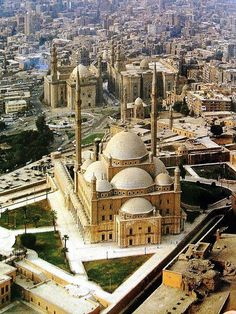 The Mosque of Mohamed Ali, Cairo, #Egypt