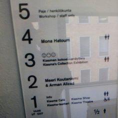 KIASMA, MUSEO... Helsinki. Info BLOGISSA NYT 4-5.1.2017 Mitä Minä Tykkäsin&Ajattelen. TAIDETTA, Näyttelyitä, Katsottavaa, Ihmettelemistä ja AJATTELEMISEN JA TUTKIMISEN AIHEITA. 5 Kerrosta, hisssilläkin pääsee. Tykkäsin, VIIHDYIN. SUOSITTELEN Kulttuuria, Museoita&Näyttelyitä jne. HYMY @kiasmagram #museot #kiasma #näyttelyt #taide #kulttuuri #helsinki #maailma #ajankohtaista #kirjasto #kahvila ⌚❤☺