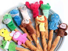 Makkelijke traktaties - 25x met weinig moeite een top traktatie Cat Birthday, Birthday Treats, Kids Party Treats, Dyi, Craving Sweets, Healthy Treats, Cool Kids, Kids Fun, Kids And Parenting