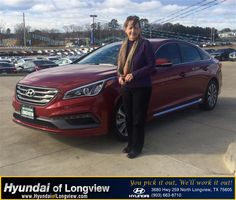 I had a very good experience buying my new car. My salesman, Danny, was very easy to work with, and it didn't take all day to complete the paper work. I really like the quality of Hyundai and plan to be a customer for a long time.  Frances Ramsey Tuesday, December 23, 2014