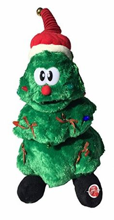 animated musical dancing christmas tree with lights 11 in be sure to check