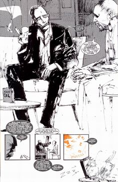 viewmaster comics: JOE CASEY/ASHLEY WOOD:AUTOMATIC KAFKA