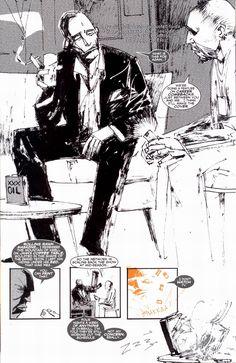 viewmaster comics: JOE CASEY/ASHLEY WOOD:AUTOMATIC KAFKA