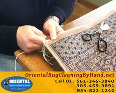 ug Repair Service in Jupiter Area  How long have you had your rug? Has it been so long that you don't perhaps notice some of the wear and tear that is occurring?