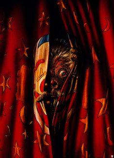 Freak  (c) Bob Eggleton