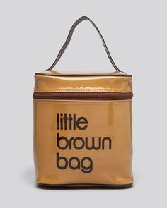 Bloomingdale's Tote - Little Brown Bag Lunch - 100% Exclusive