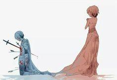 Akuma no Riddle Anime Girlxgirl, Yuri Anime, Anime Art, Madoka Magica, Studio Ghibli, Death Note, Riddle Story Of Devil, Akuma No Riddle, When Youre In Love