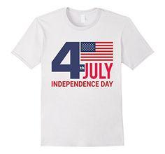 Mens 4th July Independence Day with American Flag T-Shirt... https://www.amazon.com/dp/B0714J5GGJ/ref=cm_sw_r_pi_dp_x_LmUjzbZJMATHM