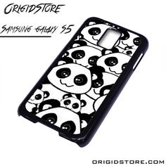 Panda With Big Eye Case For Samsung Galaxy S5 Case