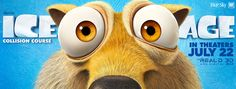 Ice Age: Collision Course hits theaters July 22 (One (1) winner will receive:    $25 Visa gift card to see Ice Age: Collision Course in theaters    Back to School prize pack including a Notebook, Pen, Stationery Set & Lunch Bag! Ends 7/24/16)