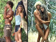 Blue Lagoon Movie: then (1980) and now (2012)  Love this movie and LOVE the guy :)