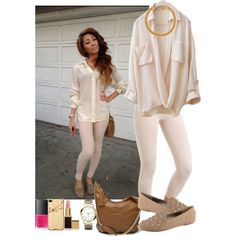 Queen Nude, created by fashionsetstyler on Polyvore