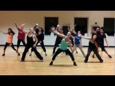 @Ashley Olson. Let's do this one!! Choreography by Darci Serr   After class at Inwood with my regular students. They picked this up quick! Hope you enjoy it!  No copyright infringement intended. Entertaininment purposes only.
