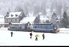 RailPictures.Net Photo: SNCF CNS at Le Lioran, France by Pierre-Louis Espinasse