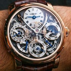 The Legacy Machine Perpetual From MB&F @ablogtowatch