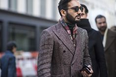 The Best Street Style from the Last Day of London Collections: Men | GQ