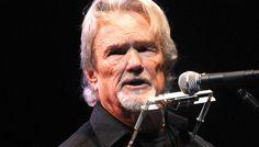 Kris Kristofferson live in Wien. Habe ich vor mehr als 20 Jahren gesehen. Eine Sensation. #musik