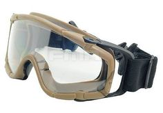 Airsoft #paintball ops core jump #helmet rail clear si goggles #glasses tan sand ,  View more on the LINK: http://www.zeppy.io/product/gb/2/391374442682/