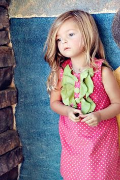 Hot+Pink+Cotton+Lightweight+Corduroy+Ruffled+by+simplicitycouture,+$42.00