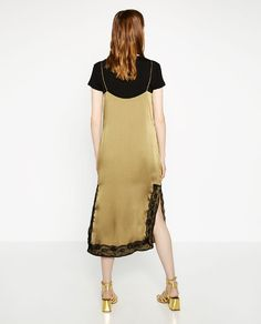 Image 5 of CAMISOLE DRESS from Zara