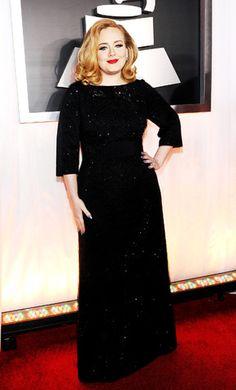 Modest Fashion at the Grammys: Adele