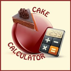 Ever wished there was an easy way to price your cakes.  Now there is.  Check out the Cake Calculator from CakeCoachOnline  www.cakecoachonline.com/products/cake-calculator/