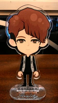 Standee Character - Woohyun