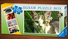Relieve your boredom as you piece together various images of spectacular beauty! Play now at http://toomkygames.com/download-free-games/jigsaw-puzzle-box