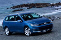 Volkswagen Introduces Golf Sportwagen, Available This Year - http://www.carnewscafe.com/2015/03/volkswagen-introduces-golf-sportwagen-available-this-year/
