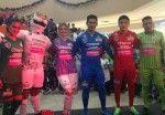 Chiapas Jaguares Pirma Kits 2016 Home Away Third