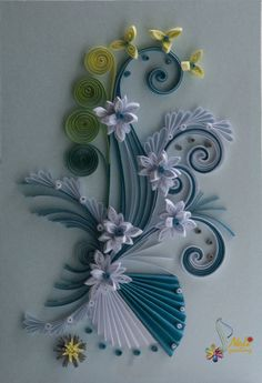 Quilling by neli 2012/6