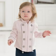 57d08f0841b41bda8b3a5212a1889a6c baby girl coat baby girl fashion baby coat coats & jackets baby girls dave bella kids clothes,Childrens Clothes Designers Uk