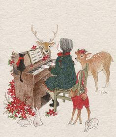 학교에서도...교회에서도... 맑고 또르랑거리는 피아노 소리대신, 조금은 느릿한 걸음걸이를 닮은 풍금소리...... 쉬육~~쉬육~~~ 바람이 넘나들고... 두 발에 힘주어 숨을 불어넣으면 곱게 떨리는 목소리로 노래를 하던.... 참 따스했던 그 풍금소리......