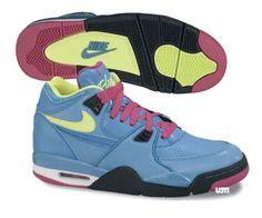 Nike Air Flight 89 – Dynamic Blue/Fireberry