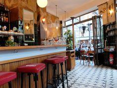 Bar du Centreville, resto à Paris