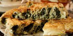 Kolay Ispanaklı Börek Tarifi   Mutfakta Yemek Tarifleri