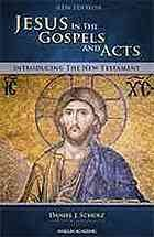 Jesus in the Gospels and Acts : introducing the New Testament #jesus #newtestament July 2015